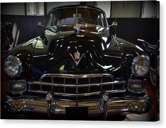 1948 Cadillac Front Canvas Print