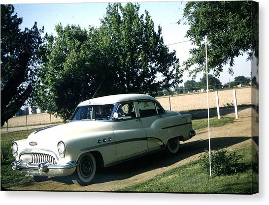 1953 Buick Canvas Print