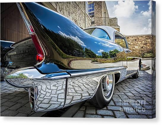 1957 Cadillac Eldorado Canvas Print