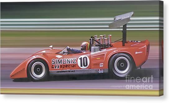 1969 Lola T163a Canvas Print