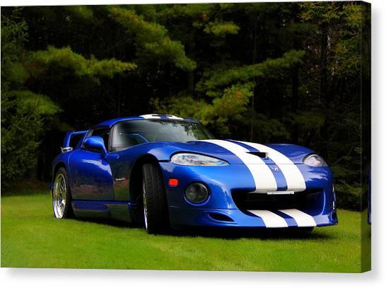 1997 Viper Hennessey Venom 650r Canvas Print