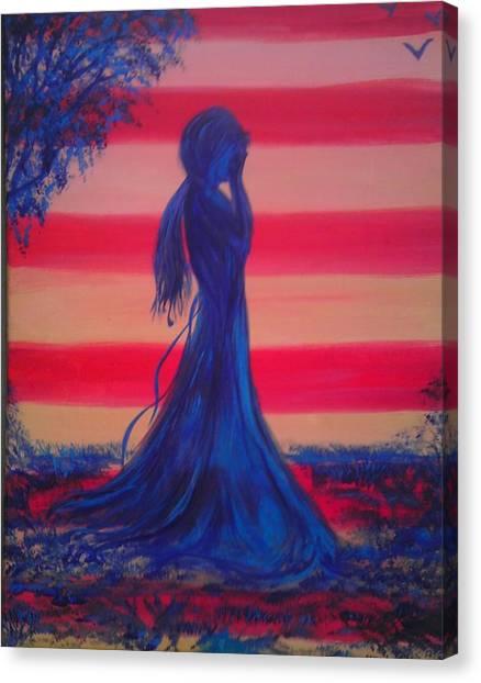 American Dreams......... Canvas Print