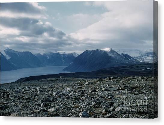 Arctic Baffin Island Canvas Print