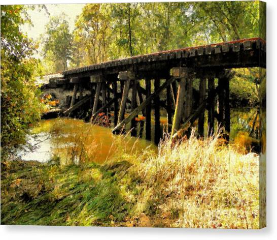 Autumn Travels Canvas Print