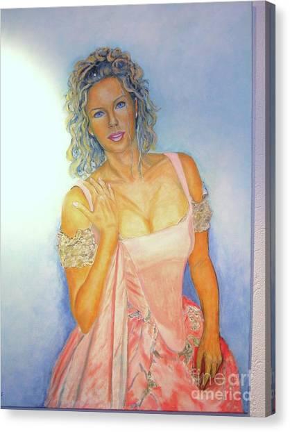 Buhlschaft Canvas Print