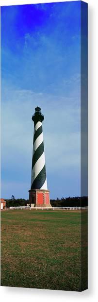 Cape Hatteras Lighthouse Canvas Print - Cape Hatteras Lighthouse, Outer Banks by Panoramic Images