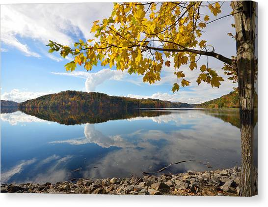 Cheat Lake - West Virginia Canvas Print