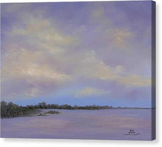 Connemara Lake Canvas Print