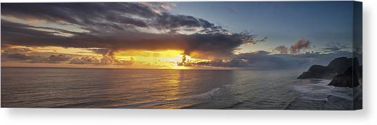 Cloudscape Canvas Print - Drama After The Storm by Andrew Soundarajan