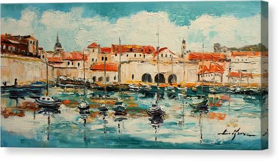 Dubrovnik - Croatia Canvas Print