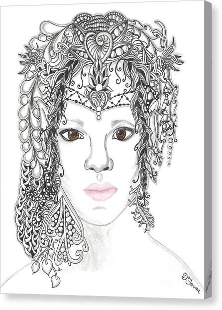 Fairy 2 Canvas Print