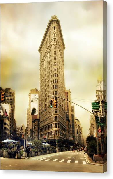New York Street Scene Canvas Prints (Page #2 of 170) | Fine Art America