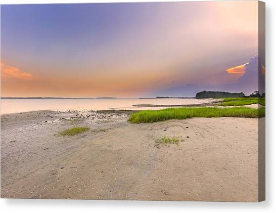 Hilton Head Island Canvas Print