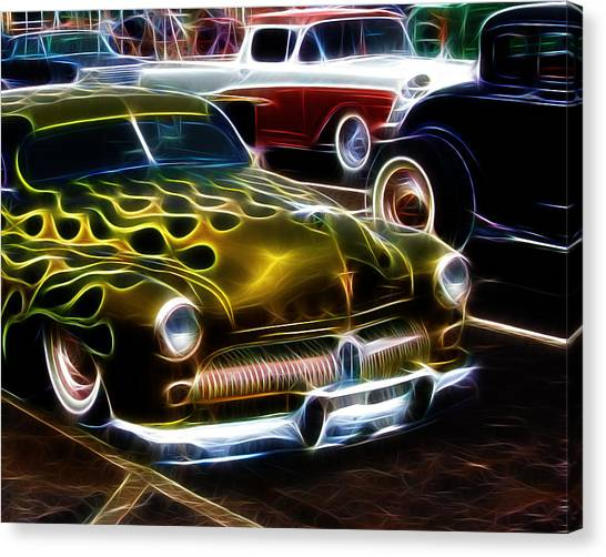 Canvas Print - Hot Rods by Steve McKinzie