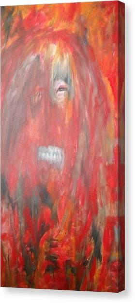 I See You Canvas Print by Randall Ciotti