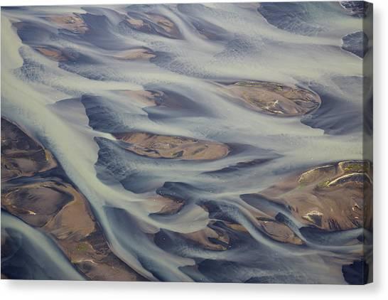 Delta Canvas Print - Iceland, Reykjavik by Jaynes Gallery