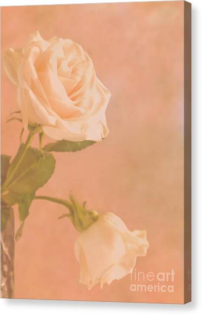 Love Whispers Softly Canvas Print