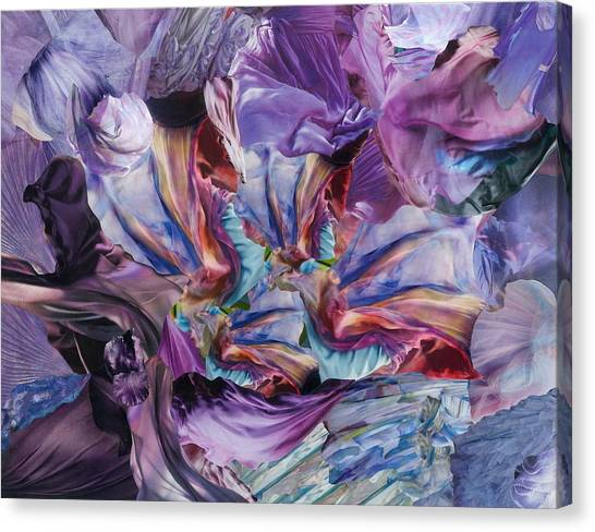 Merlin's Magic Canvas Print