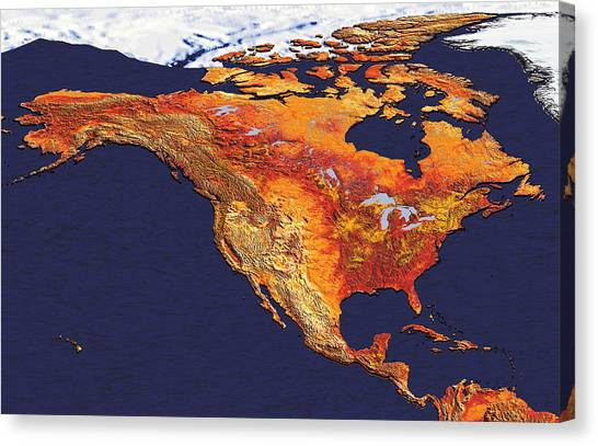 Satellite Map Canvas Prints (Page #4 of 53)   Fine Art America on future map of north america, printable map of north america, erie canal map north america, geophysical map of north america, vancouver north america, view satellite map north america, topographical map of north america, physical map of north america, realtors of america, ecological map of north america, satellite imagery, neon map of north america, airports of north america, satellite middle east map, aerial photograph of north america, current temperature map north america, iowa map of north america, relief map of north america, population density map of north america, city of north america,