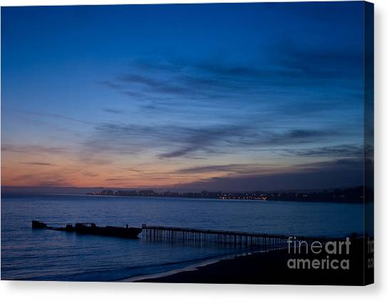 North Monterey Bay Canvas Print