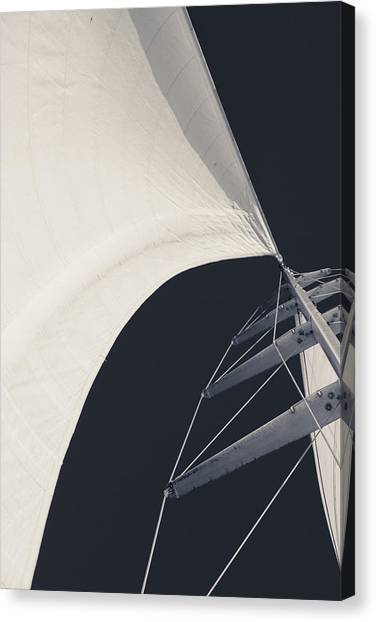 Obsession Sails 10 Canvas Print