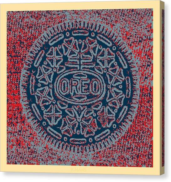 Nabisco Canvas Print - Oreo In Hope1 by Rob Hans