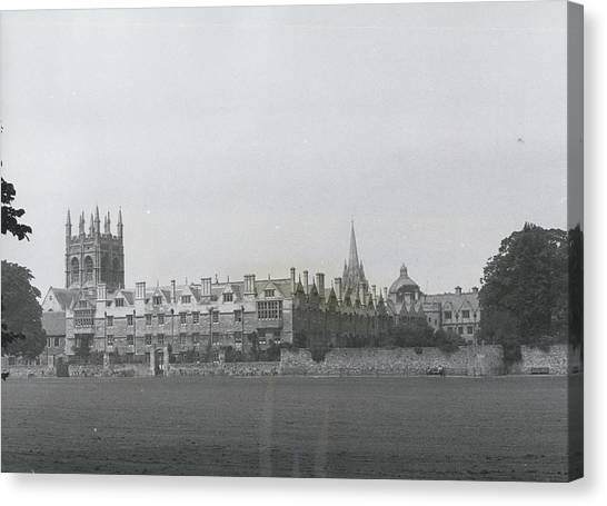 Oxford University, England Canvas Print by Retro Images Archive