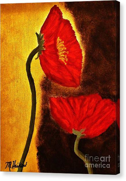Poppy Ll Canvas Print