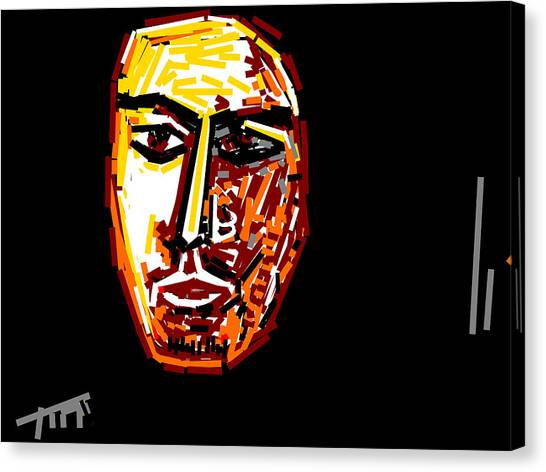 Portrait-5 Canvas Print