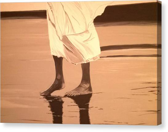 Reflections Canvas Print by Otis L Stanley