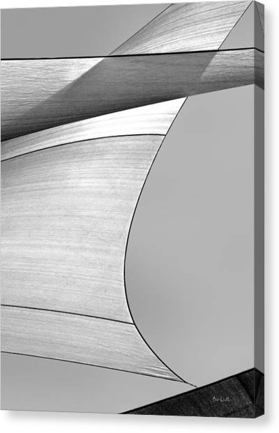 Abstract Canvas Print - Sailcloth Abstract Number 4 by Bob Orsillo