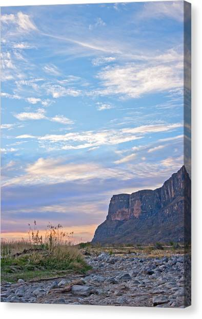Santa Elena Sunrise Canvas Print