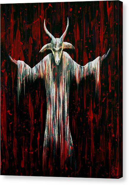 Priests Canvas Print - Savior by Steve Hartwell