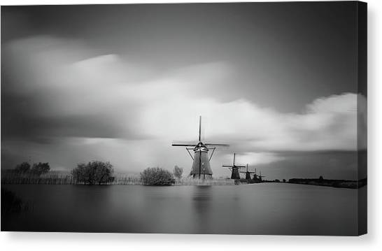 Holland Canvas Print - So Dutch by Saskia Dingemans
