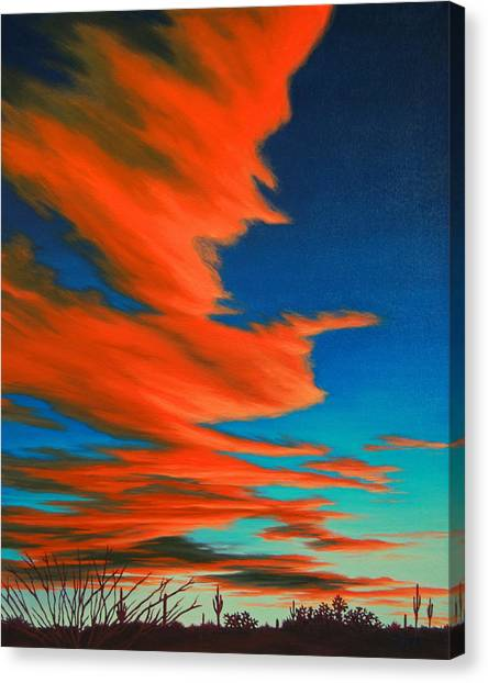 Sonoran Sky Canvas Print