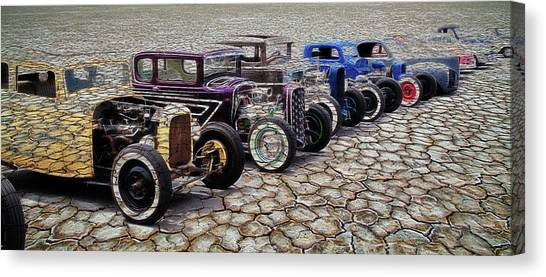 Canvas Print - The Old Ones by Steve McKinzie