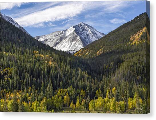 Torreys Peak  Canvas Print