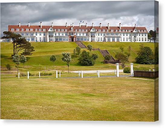 Turnberry Resort Canvas Print