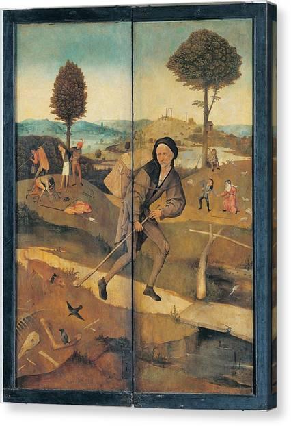 Prado Canvas Print - Van Aeken Joren Anthoniszoon Known by Everett