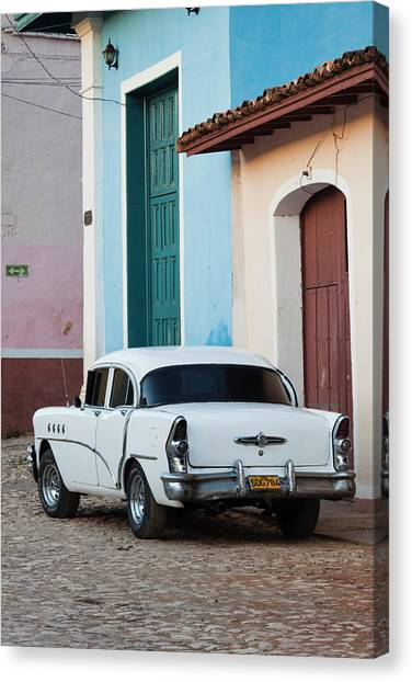 Cuba Canvas Print - Cuba, Sancti Spiritus Province by Walter Bibikow