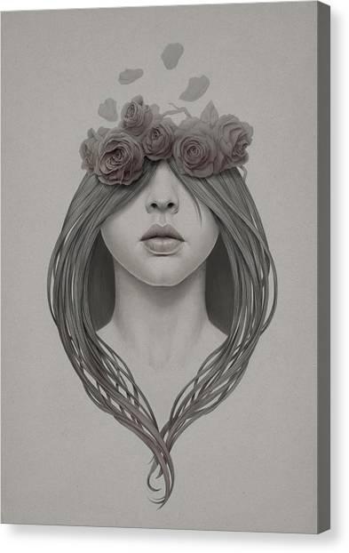 214 Canvas Print by Diego Fernandez
