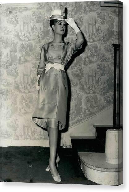 Paris Fashions Canvas Print by Retro Images Archive