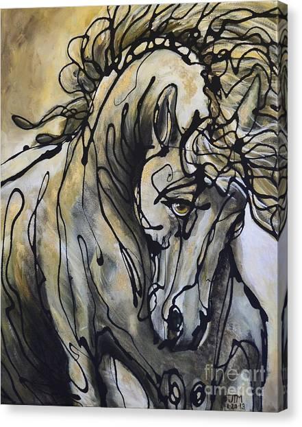 24 Carrot Canvas Print