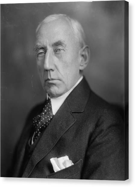 Roald Amundsen (1872-1928) Canvas Print by Granger