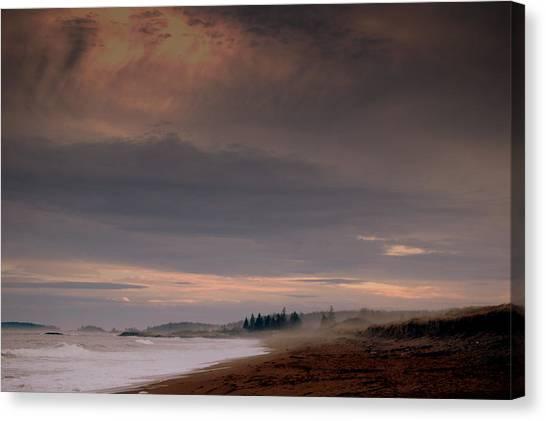 p Canvas Print by Reid Albee