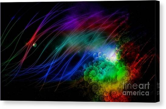 Hubble Canvas Print