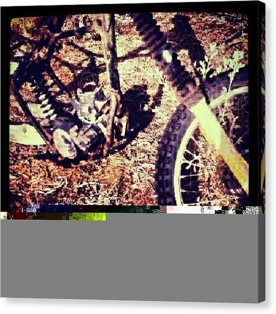 Suzuki Canvas Print - #fridays #loveasunburntcountry by Ragenangel -s