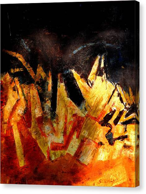 Abstract-6 Canvas Print