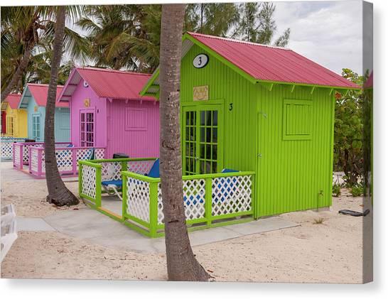 Eleuthera Canvas Print - Bahamas, Eleuthera, Princess Cays by Jim Engelbrecht