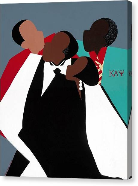 Canvas Print - Brotherhood by Synthia SAINT JAMES